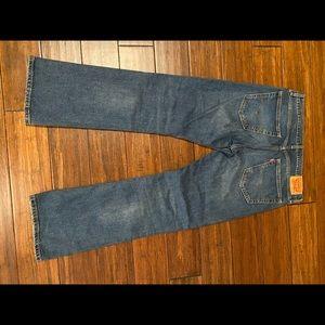 Levi's 527 Boot Cut Jeans